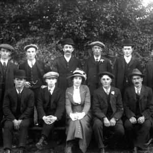 Mousehole Male Voice Choir 1911